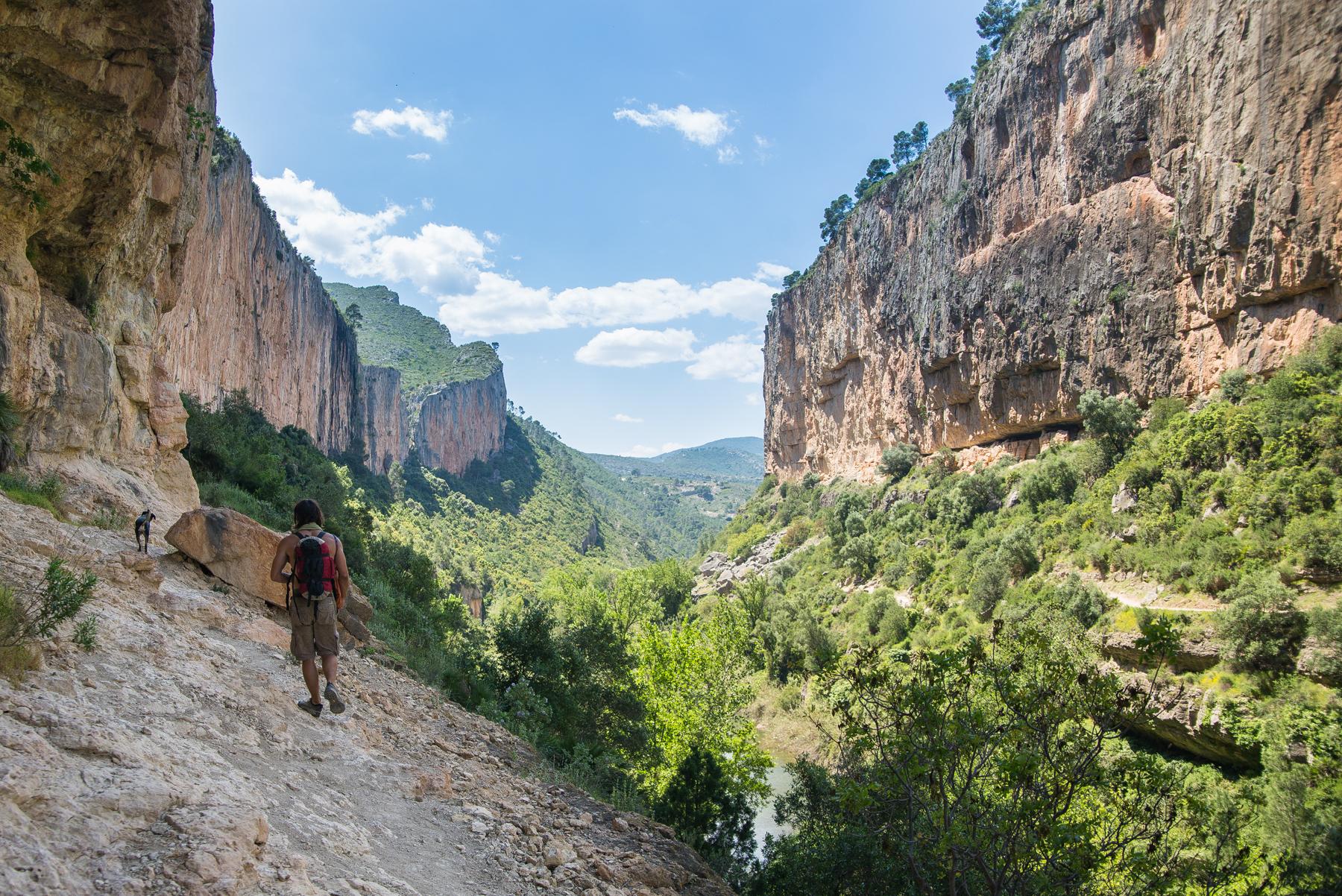 Chulilla Canyon
